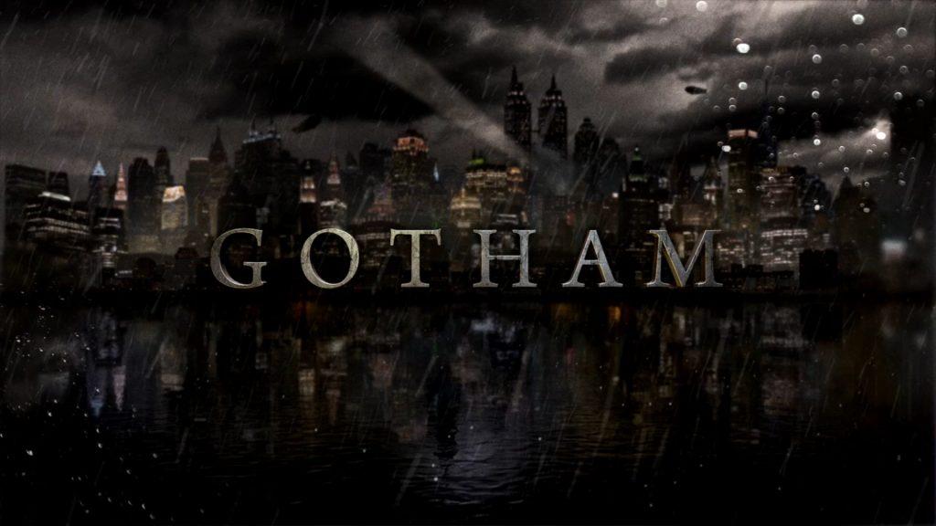 tv show Gotham City